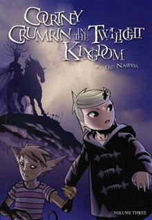 COURTNEY CRUMRIN VOL 3 TWILIGHT KINGDOM TP