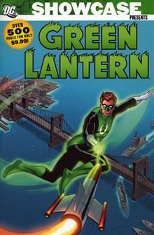 SHOWCASE PRESENTS GREEN LANTERN VOL 1 TP