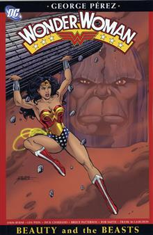 WONDER WOMAN VOL 3 BEAUTY AND THE BEASTS TP