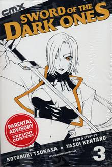 SWORD OF THE DARK ONES VOL 3 (MR)