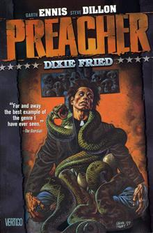 PREACHER VOL 5 DIXIE FRIED TP (MR)