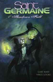 SAINT GERMAINE VOL 1 SHADOWS FALL TP