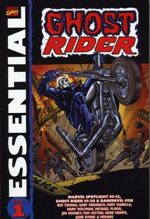 ESSENTIAL GHOST RIDER VOL 1 TP