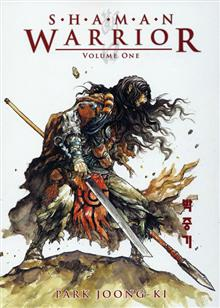 SHAMAN WARRIOR VOL 1 TP