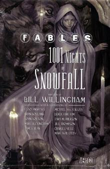 FABLES 1001 NIGHTS OF SNOWFALL HC (MR)