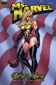 MS MARVEL VOL 1 BEST OF THE BEST PREM HC