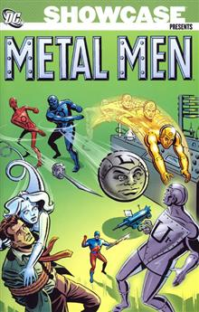 SHOWCASE PRESENTS METAL MEN VOL 1 TP