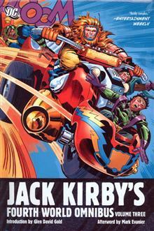 JACK KIRBYS FOURTH WORLD OMNIBUS VOL 3 HC