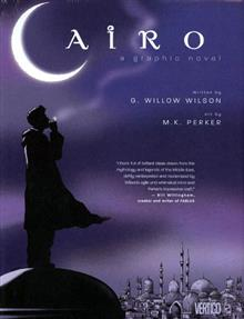 CAIRO HARDCOVER (MR)