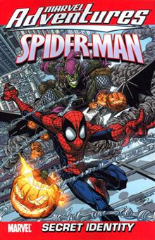 MARVEL ADVENTURES SPIDER-MAN VOL 7 DIGEST TP