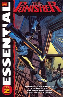 ESSENTIAL PUNISHER VOL 2 TP