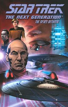 STAR TREK THE NEXT GENERATION THE SPACE BETWEEN TP