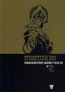 STRONTIUM DOG SEARCH DESTROY AGENCY FILES 03 GN