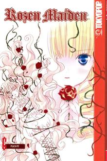 ROZEN MAIDEN VOL 6 GN (OF 7)