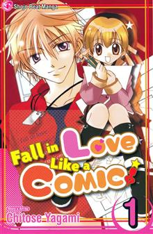 FALL IN LOVE LIKE A COMIC VOL 1 TP
