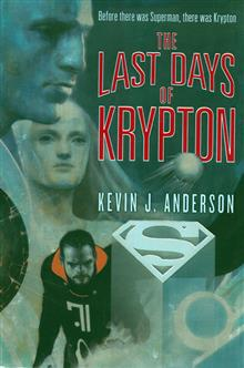 LAST DAYS OF KRYPTON HC
