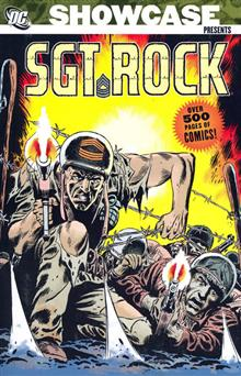 SHOWCASE PRESENTS TP SGT ROCK VOL 01