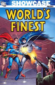 SHOWCASE PRESENTS TP WORLDS FINEST VOL 01