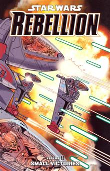 STAR WARS REBELLION TP VOL 03 SMALL VICTORIES