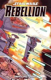 STAR WARS REBELLION TP VOL 03 SMALL VICTORIES
