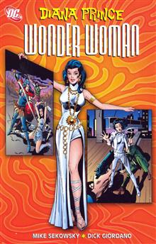 DIANA PRINCE WONDER WOMAN VOL 3 TP