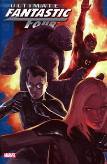 ULTIMATE FANTASTIC FOUR VOL 5 HC