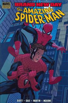 SPIDER-MAN BRAND NEW DAY VOL 3 PREM HC