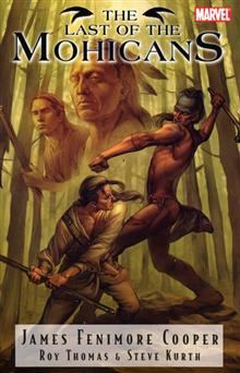 MARVEL ILLUSTRATED LAST OF THE MOHICANS TP
