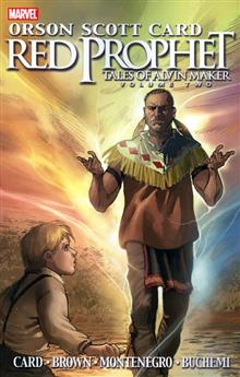 RED PROPHET TALES OF ALVIN MAKER TP VOL 02