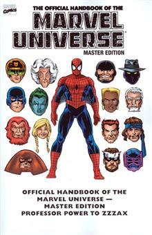 ESSENTIAL OFF HB MARVEL UNIV MASTER ED TP VOL 03