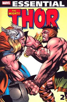 ESSENTIAL THOR TP VOL 02 NEW PTG