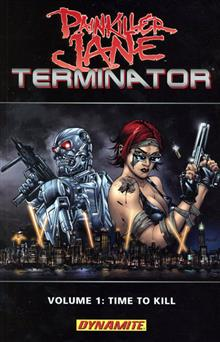 PAINKILLER JANE VS TERMINATOR TP VOL 01