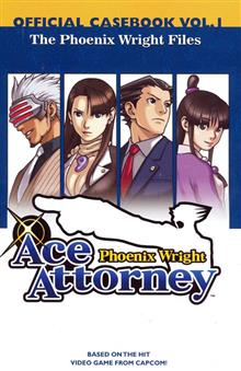 PHOENIX WRIGHT ACE ATTORNEY GN VOL 01