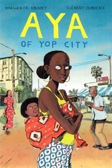 AYA OF YOP CITY HC  (MR)