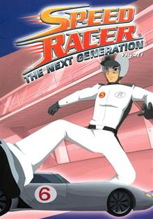 SPEED RACER THE NEXT GENERATION TP VOL 01