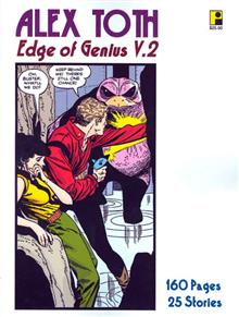 ALEX TOTH EDGE OF GENIUS TP VOL 02