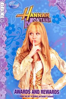 HANNAH MONTANA CINEMANGA GN VOL 06 (OF 10) (RES)