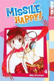 MISSILE HAPPY GN VOL 04 (OF 5)