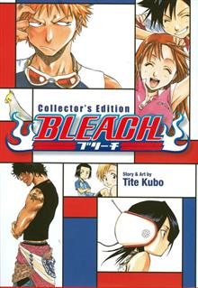 BLEACH VOL 1 COLLECTORS ED HC