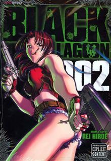 BLACK LAGOON GN VOL 02 (MR)