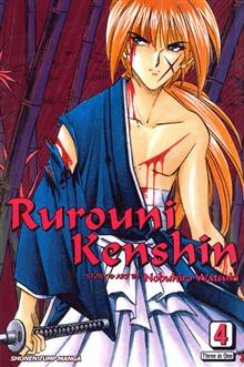 RUROUNI KENSHIN VIZBIG ED GN VOL 04 (OF 9)