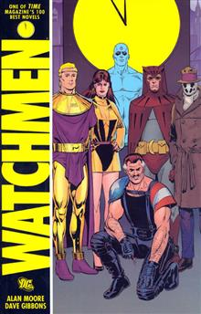 WATCHMEN INTERNATIONAL EDITION TP
