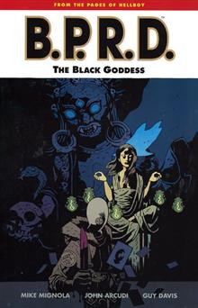 BPRD VOL 11 BLACK GODDESS TP