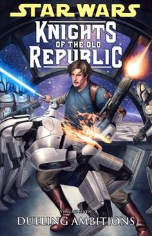 STAR WARS KNIGHTS O/T OLD REPUBLIC VOL 7 TP