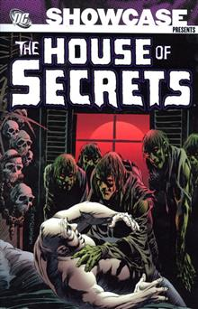 SHOWCASE PRESENTS HOUSE OF SECRETS VOL 2 TP