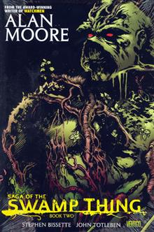 SAGA OF THE SWAMP THING BOOK 2 HC (MR)