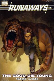 RUNAWAYS GOOD DIE YOUNG PREM HC