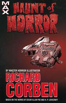 HAUNT OF HORROR TP
