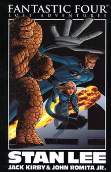 FANTASTIC FOUR LOST ADVENTURES BY STAN LEE TP