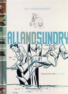 ALL & SUNDRY UNCOLLECTED WORK 2004-2009 HC